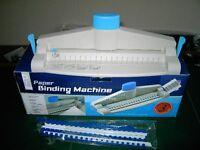 Paper Binding Machine