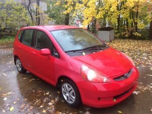 2007 Honda Fit DX 85 000 km Automatique