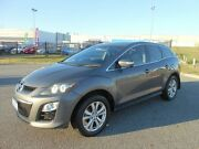2010 Mazda CX-7 ER10L2 Classic Activematic Grey 5 Speed Sports Automatic Wagon Wangara Wanneroo Area Preview