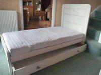 John Lewis Toddler Bed + Mattress