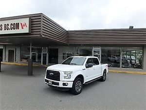 2016 Ford F-150 SPORT SUPER CREW 4X4 3.5L ECO-BOOST
