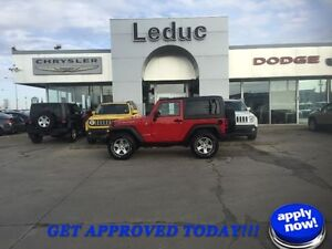 2012 Jeep Wrangler Rubicon with Heated Seats and Remote Start