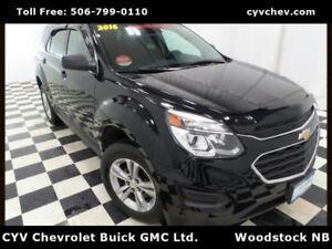 2016 Chevrolet Equinox LS FWD - Rear View Camera & Bluetooth