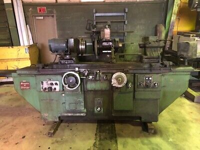 Brown And Sharpe 3 Id Od Universal Grinder 3 Hp 210024002800 Rpm