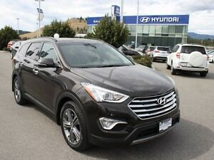 2016 Hyundai SANTA FE XL Limited Adventure Edition 4dr All-wheel
