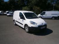 Peugeot Partner 850 1.6 Hdi 92 Professional Van DIESEL MANUAL WHITE (2013)