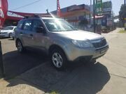2008 Subaru Forester S3 MY09 X AWD Grey 4 Speed Sports Automatic Wagon Lidcombe Auburn Area Preview