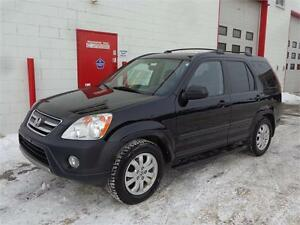 2006 Honda CR-V 4wd ~ 141,000km ~ Summer & Winter tires ~ $8999