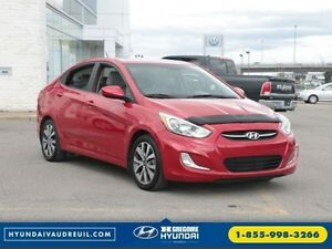 2015 Hyundai Accent GLS AUTO BLUETOOTH MAGS
