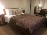 FULLY furnished 2 double bed flat - East Edinburgh from 1 Aug long term rent, 2nd floor, refurbished