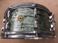 Gretsch Round Badge Broadcaster Snare: June 20th 1952 3Ply.