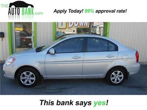 2011 Hyundai Accent | APPLY TODAY!