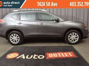 2015 Nissan Rogue S 4dr All-wheel Drive