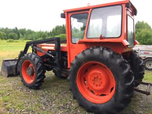 Tracteur same saturno 80 hp  4x4