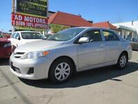 2012 Toyota Corolla CE AUTO LOAD 68K-APPROVED FINANCING!