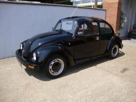 2001 Volkswagen Beetle 3dr 1.0