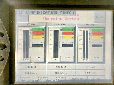 Automation Direct Ez-t10c-f Touch Screen Interface Panel