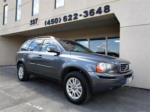 2008 Volvo XC90 3,2 AWD CUIR+TOIT OUVRANT+TRACTION INTÉGRALE