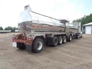 1987 HUTCHINSON 5 AXLE STAINLESS STEEL TANKER Kitchener / Waterloo Kitchener Area image 5