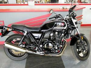 2016 Honda CB1100A Demo - Just in!