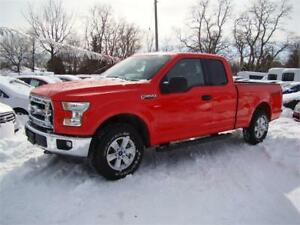 2016 Ford F-150 XLT 4X4 Extended Cab 6 Ft Box