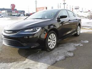 2016 Chrysler 200 LX - 9 Speed Automatic 1 Owner $146 Bi- Wkly
