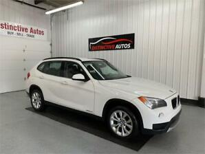 2013 BMW X1 xDrive28i All Wheel Drive LEATHER/HEATED SEATS