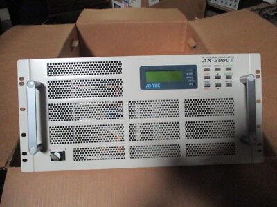 Adtec Ax-3000 Iii Rf Plasma Generator Novellus 27-176875-00 13.56mhz 411461