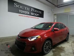 2014 Toyota Corolla S | Leather | Sunroof | Remote Start