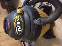 Aspirateur Shop Vac Ultra fort 1.5 Gal 5.5