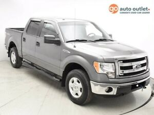 2014 Ford F-150 XLT 4x4 SuperCrew Cab 5.5 ft. box 145 in. WB