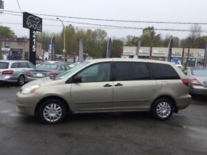 2005 Toyota Sienna CE..SEULEMENT..$3495....514-692-2005....