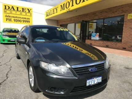2008 Ford Falcon FG XT Grey 5 Speed Sports Automatic Sedan Armadale Armadale Area Preview