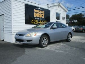 2003 Honda Accord COUPE EX 3.0 L