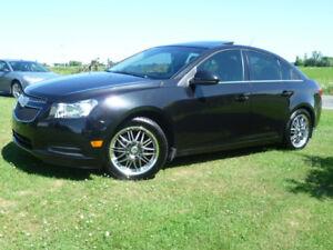 Chevrolet cruze lt turbo 2011 *Toit ouvrant et mags*