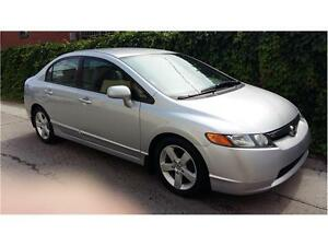 2007 Honda Berline Civic LX  automatique