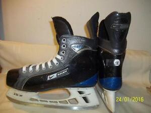 Men's/Senior Skates Size 10 (Bauer Supreme Accel)