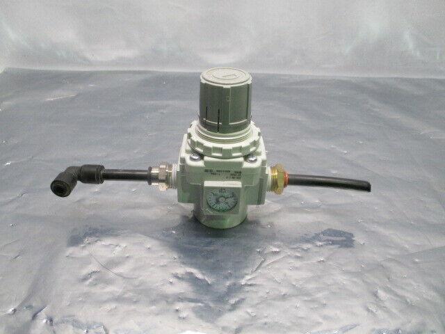 SMC AR40-N04-Z-B AR Mass Pro Pneumatic Regulator, 453722