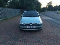 Vauxhall Corsa 2001 1.2SXi