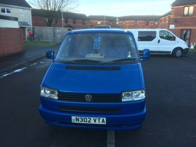 VW T4 Transporter Camper Day Van