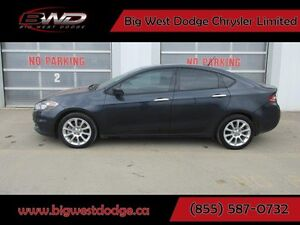 2013 Dodge Dart Limited 1.4L Turbo Automatic Full Load Limited