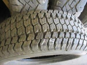 275/65R18  USED GOODYEAR A/S TIRE 99%