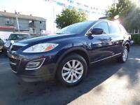 2010 MAZDA CX-9 GS (AWD, 7 PASSAGERS, TOIT, CUIR, MAGS, FULL!!!)