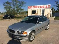 1999 BMW 3-SERIES - VALID ETEST !!! - LEATHER - SUNROOF