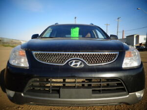 SOLD__________2010 HYUNDAI VERACRUZ LIMITED-4X4-LEATHER--SUNROOF