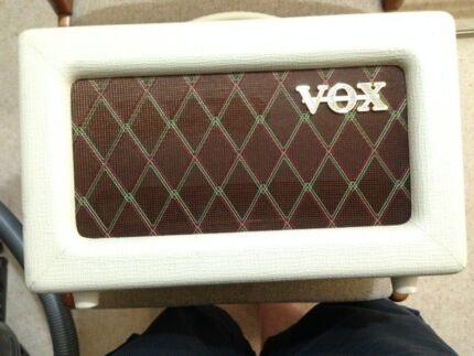 VOX ACA 4 AMP HEAD PLUS EB SPEAKER CABINET 12 PLESSEY SPEAKER