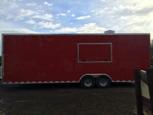 FOOD TRAILER FOR RENT