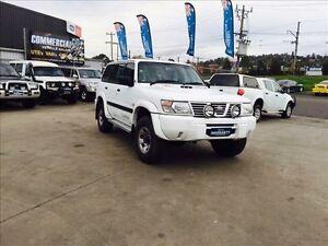 2000 Nissan Patrol GU II ST (4x4) 4 Speed Automatic 4x4 Wagon Lilydale Yarra Ranges Preview