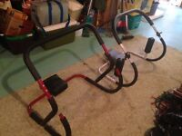 Abdominal Crunch Exercise equipment
