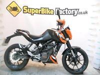 2012 12 KTM DUKE 125